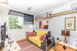 Apartamento à venda com 3 dormitórios em Jardim carvalho, Porto alegre cod:307817