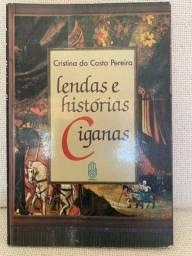 Livro - Lendas E Histórias Ciganas