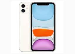Título do anúncio: iPhone 11 Apple 256GB Branco Tela de 6,1