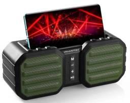 Caixa de som Bluetooth H'maston ORIGINAL