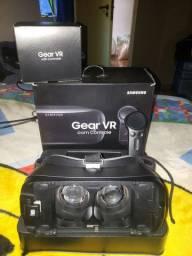 Gear VR Samsung - com controle zerado.