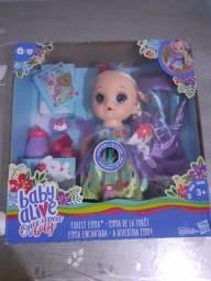 Título do anúncio: Boneca Baby Alive - Era Uma Vez - A Divertida Emma