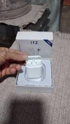 Fone de ouvido com Bluetooth