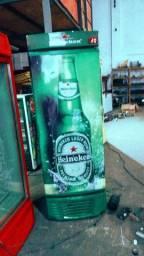 Frezzer Heineken cervejeiro