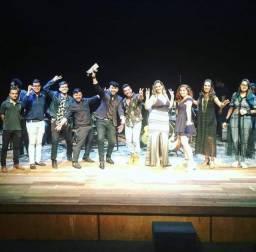 Aula de Canto- Técnica Vocal-Consultoria Musical
