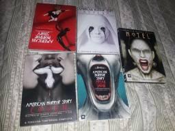 Dvd 5 temporadas American Horror Story