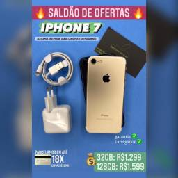 iPhone 7 32GB PROMOÇÃO !!!!!!