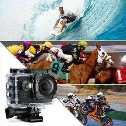 Câmera esportiva go pro full HD