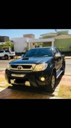 Toyota Hilux SRV Diesel - Ótimo estado de conservação - 2010