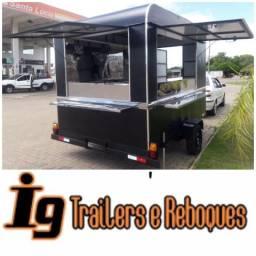 Food truck / trailer para lanches(51-34698961/981009352 WhatsApp
