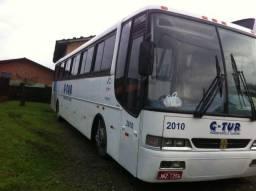 Ônibus volvo B7 1999 - 1999