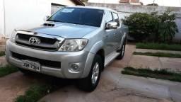 Toyota Hilux SRV 4X4 3.0 ( cabe dubla ) Automática 2006 - 2006