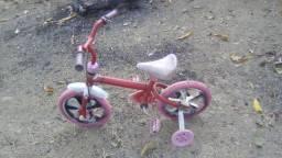 Bicicleta infantil feminino