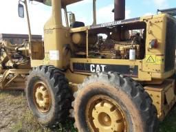Motoniveladora cat 120B (patrol)