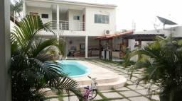 Casa Alto Padrão Com 2 Suites e 2 Quartos Piscina e Área Gourmet No Centro