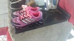 Tênis adidas spring blade