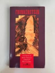 Livro: Frankenstein