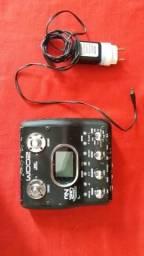 Processador de efeitos ( pedaleira ) ZOOM G2NU