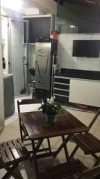 Área privativa bairro Castelo BH, 2 quartos com suíte, 2 vagas, Ótima localização. Montado