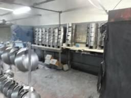 Eletrostática - equipamentos