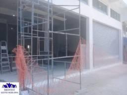 Loja comercial para alugar com 0 dormitórios em Centro, Maricá cod:944