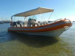 Lancha Flexboat SR 760 - 2010