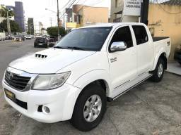 Toyota Hilux SRV 4x4 automática extra! - 2013