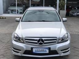 Mercedes-benz c 180 1.6 cgi 16v turbo gasolina 4p automático 2014 - 2014