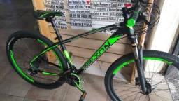 Bike 29 com freio hidráulico