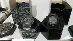 2 Relógios G - Shock