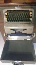 Máquina de escrever Zeta- anos 50-Tchecoslovaquia