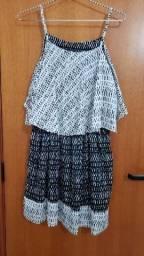 Vestido alça Afago