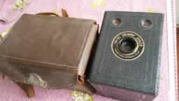Máquina Fotográfica Brownie Júnior - Raridade
