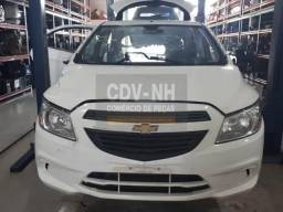 Sucata Chevrolet Onix 2018 1.0 80cv Flex