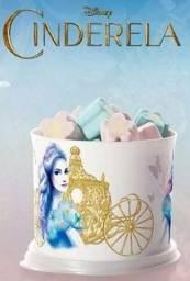 Título do anúncio: Redondinha Cinderela Tupperware 500ml