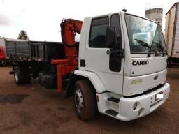 Ford Cargo 1621 munck basculante - 2002