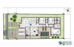 Casa térrea de 250m², terreno de 463m²; Condomínio Florais dos Lagos Aceita terrenos em c