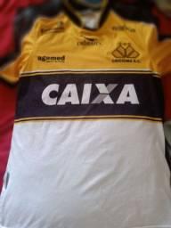 Camiseta time do Criciúma