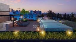 Apartamento com 1 dormitório à venda, 42 m² por R$ 320.000 - Cabo Branco - João Pessoa/PB