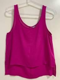 Blusa pink FARM