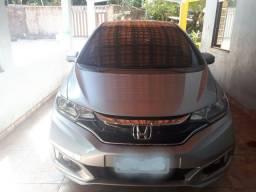 Honda Fit EX 2018/18 Super Novo! Baixa quilometragem! IPVA 2020 Pago!