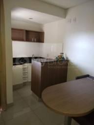 Apartamento flat com 1 quarto no Edifício Cristal Place Residence Service - Bairro Setor P