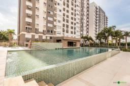 Apartamento à venda com 3 dormitórios em São sebastião, Porto alegre cod:115826