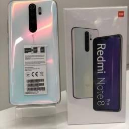 Xiaomi note 8 pro 64gb 6ram. Loja física