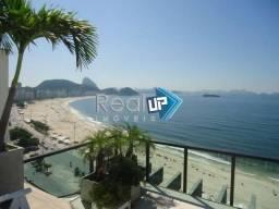 Apartamento à venda com 4 dormitórios em Copacabana, Rio de janeiro cod:21369