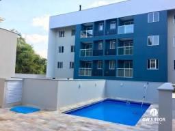 Apartamento à venda com 2 dormitórios em Glória, Joinville cod:694
