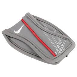 Porta-Objeto Para Calçados Nike Lw Running - Cinza e Vermelho<br>