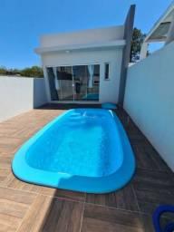 Casa com piscina em São Lourenço do Sul