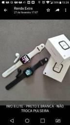 Smartwatch iwo 8 Lite com varias funções que serviram para te ajudar no do dia dia