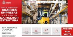 Lotes Industriais a partir de 1000m² em Hortolândia - (Maior Polo Industrial da RMC)